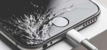 Обмен разбитого айфона